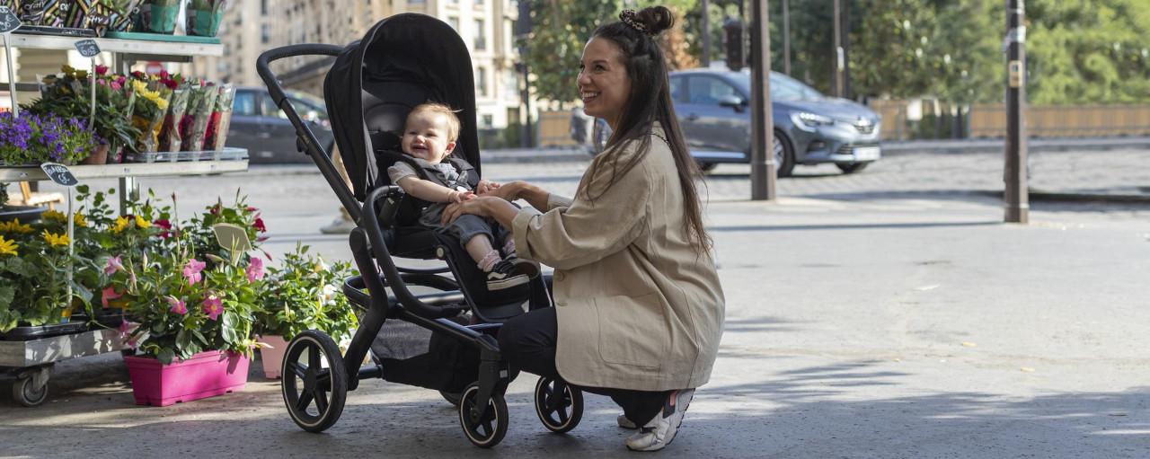 Joolz Hub+ Buggy mit Babywanne in Berlin kaufen - Kleine Fabriek