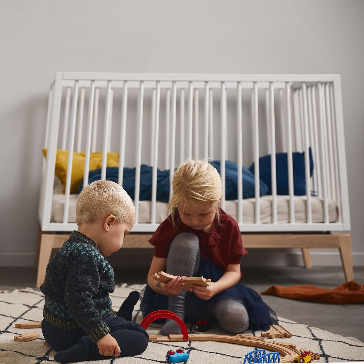 Luna Babybett von Leander in Berlin kaufen - Kleine Fabriek