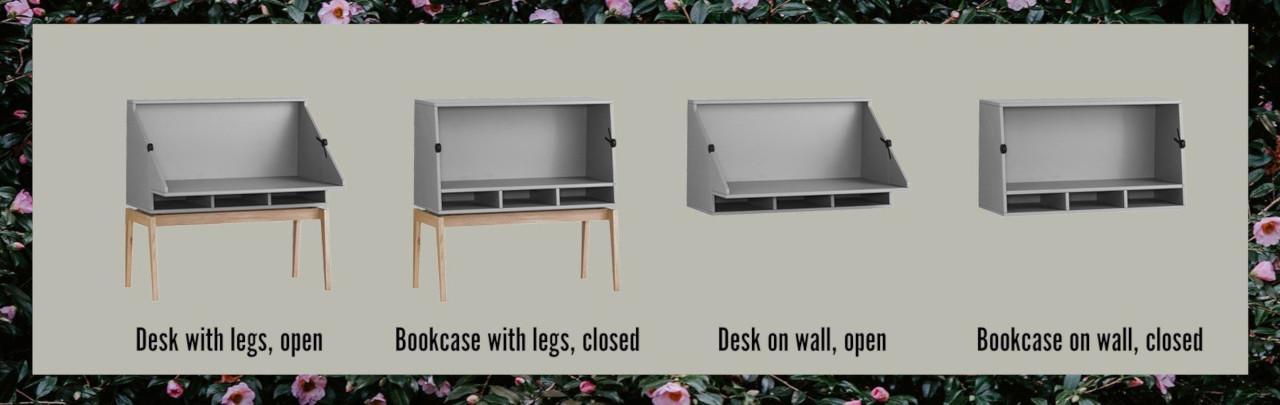 Leander Luna mitwachsender Schreibtisch in Berlin kaufen - Kleine Fabriek