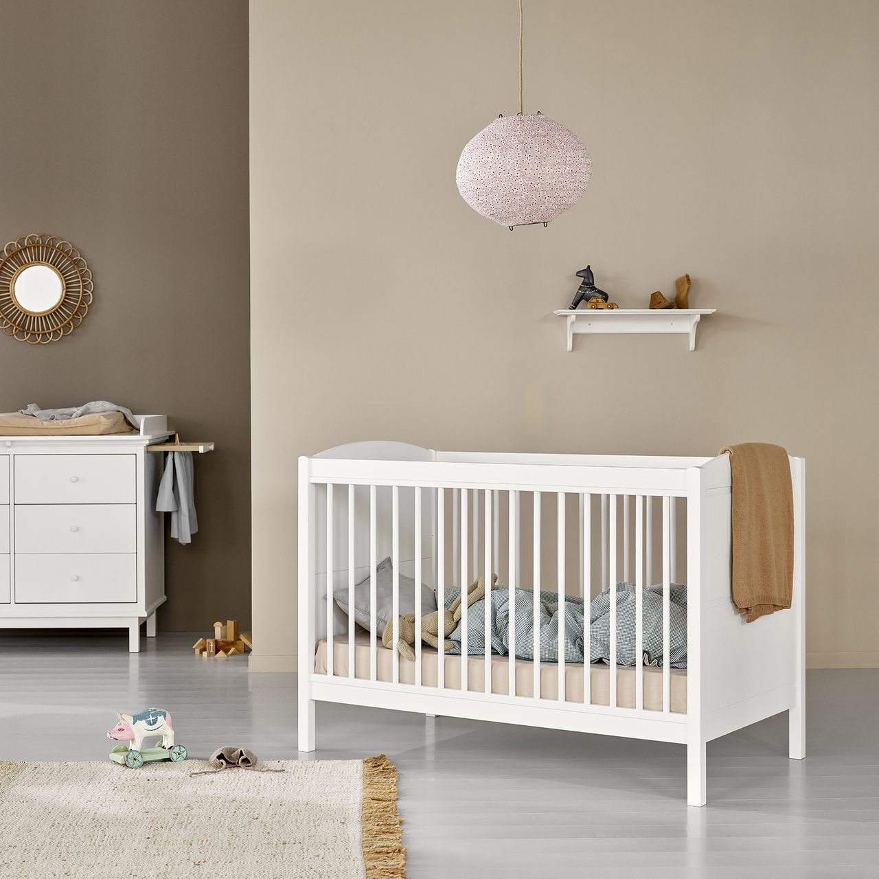 Oliver Furniture Seaside Lille+ Babybett in Berlin kaufen - Kleine Fabriek