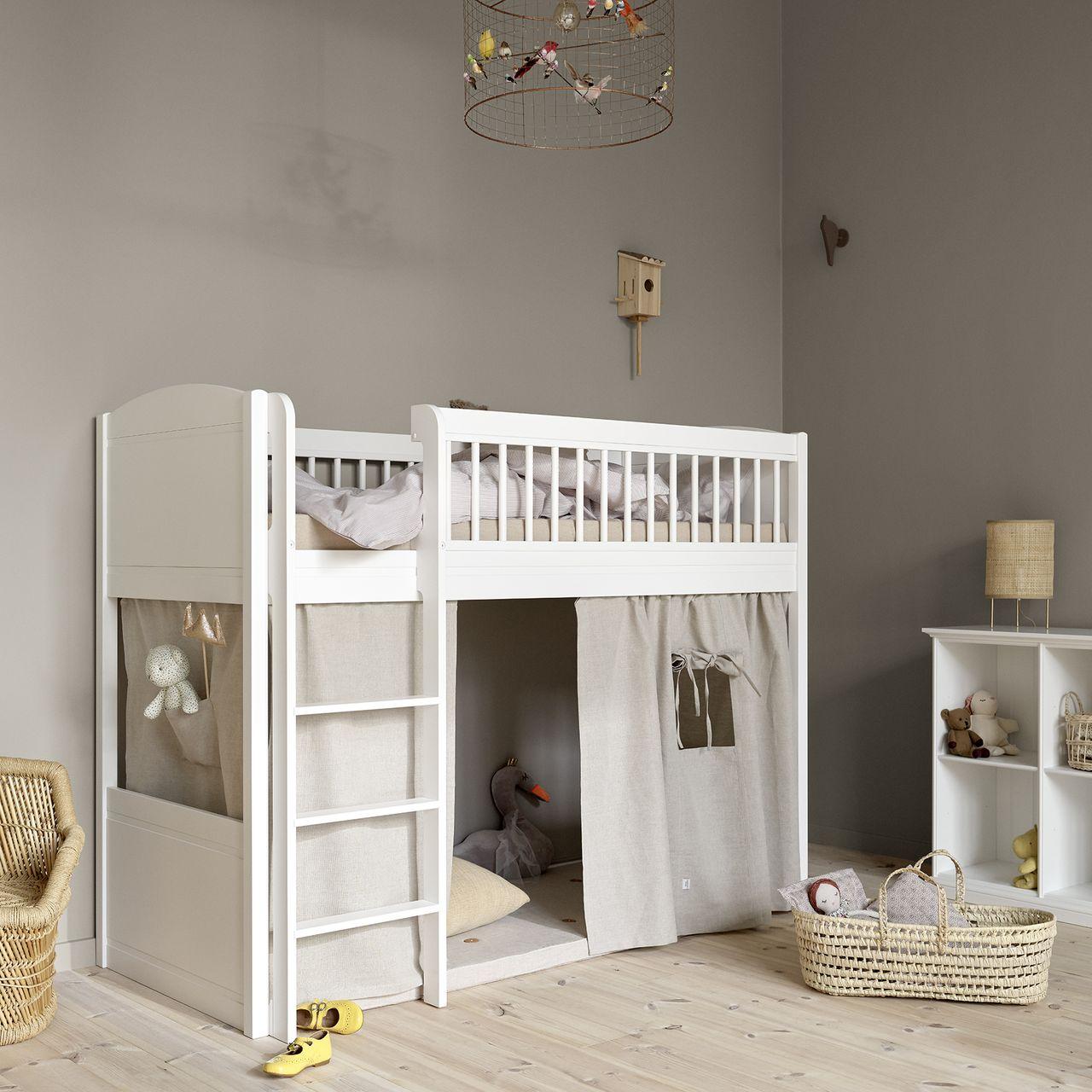 Seaside Lille+ halbhohes Hochbett von Oliver Furniture in Berlin kaufen - Kleine Fabriek