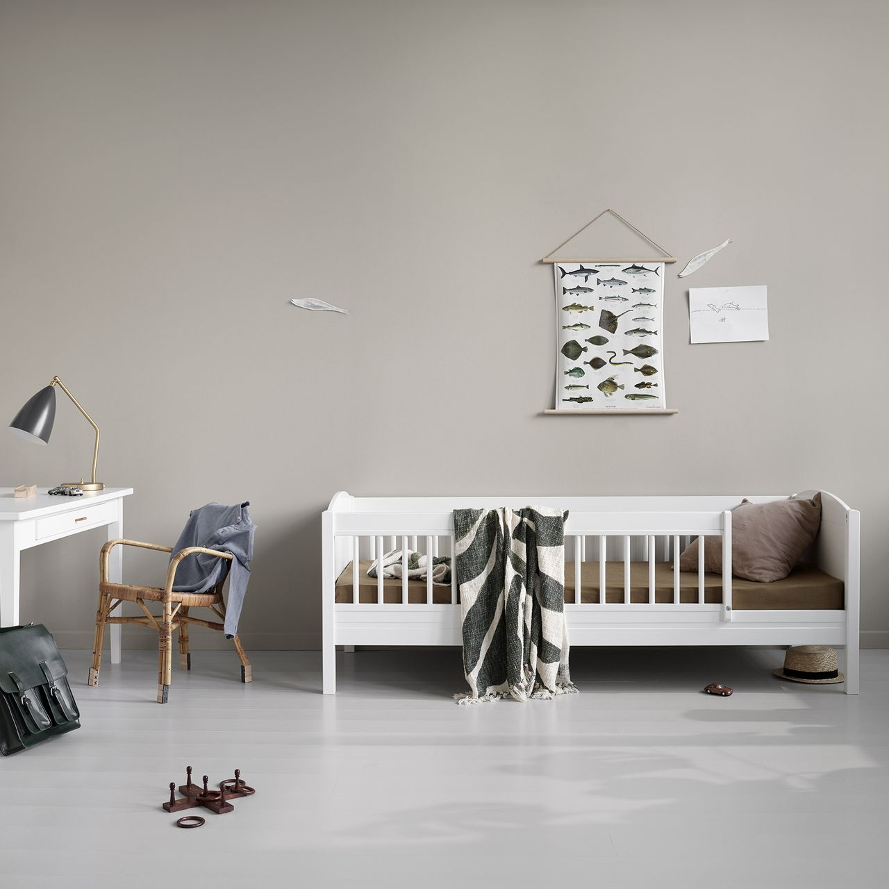 Seaside Lille+ Juniorbett von Oliver Furniture in Berlin kaufen - Kleine Fabriek